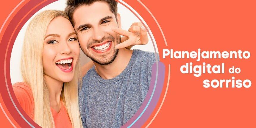 Planejamento digital do sorriso - Hiroce Ortodontia